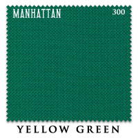 Сукно Manhattan 300 195см Yellow Green 60М